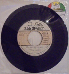 "Daddy Meeky ‎– Breakers team / Version 7"" - All Sport"