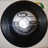 "Jimmy James ‎– Come To Me Softly / My Request 7"" - Wirl"