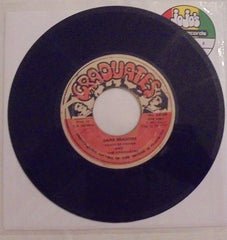 "Charles Hanna And The Graduates ‎– Dark Shadows / Dark Shadows Version 7"" - Graduates"