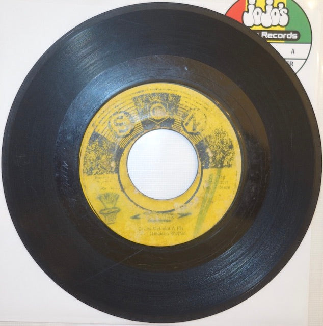 "Carlos Malcolm & His Afro-Jamaican Rhythm ‎– Dog War / Tribute to Don Drummond 7"" - Son"