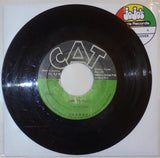 "S.W.A.M.M.P. ‎– Dreadlocks Gone Clear / Version 7"" - Cat"