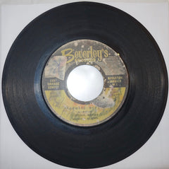 "Derrick Morgan ‎– Forward March / Don't Talk About Me 7"" - Beverley's"