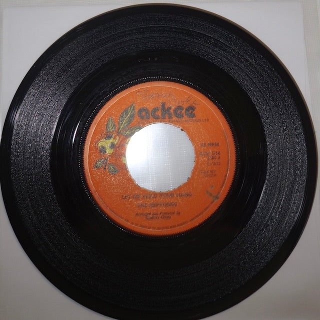 "The Heptones / Now Generation ‎– Let Me Hold Your Hand / Instrumental 7"" - Ackee"