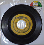 "Ken Boothe ‎– Speak Softly Love / Instrumental 7"" - Starapple"