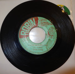"Lloyd Young / Roy Letts All Stars ‎– Stand On Your Own / Your Own 7"" - Robin"
