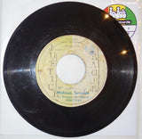 "King Medious / Upsetters ‎– This World / Midious Sernade 7"" - Justice League"