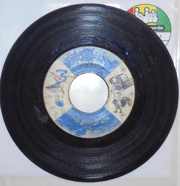 "Alton Ellis & Tommy McCook ‎– What Does It Take To Win Your Love / Reggay Meringue 7"" - Treasure Isle"