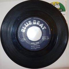 "Prince Buster ‎– Fowl Thief / Remember Me 7"" - Blue Beat"