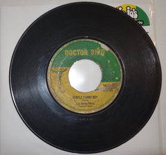 "Lee Perry / Burt Walters ‎– People Funny Boy / Blowing In The Wind 7"" - Doctor Bird"