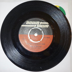 "The Starlites / G.G. All Stars ‎– You're A Wanted Man / Back To Dubwise 7"" - Downtown"