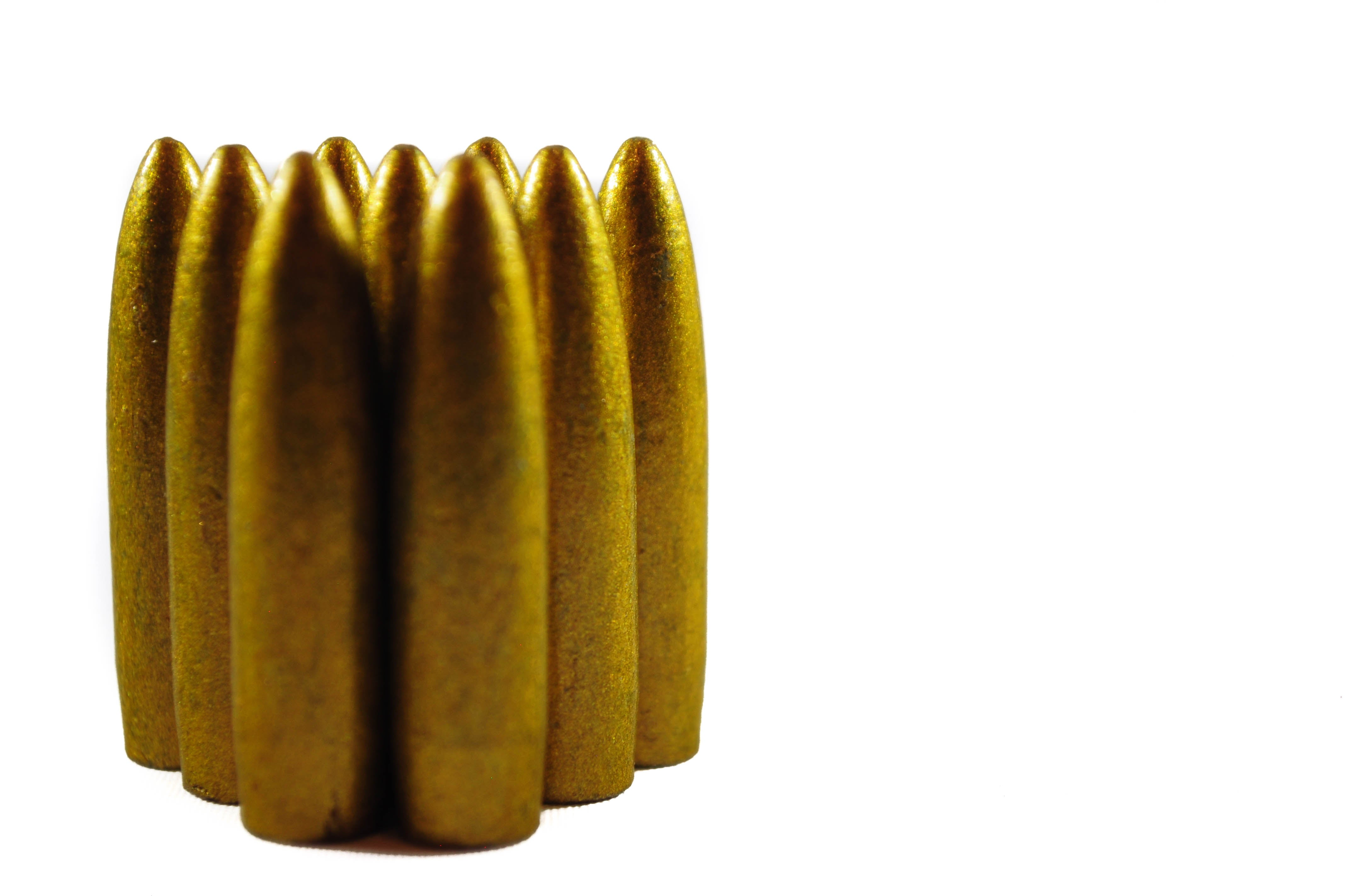 30 Cal 217gr Boat Tail