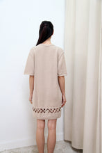 Interlock Dress | Sand
