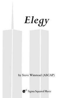 Elegy (Clarinet Choir Version)