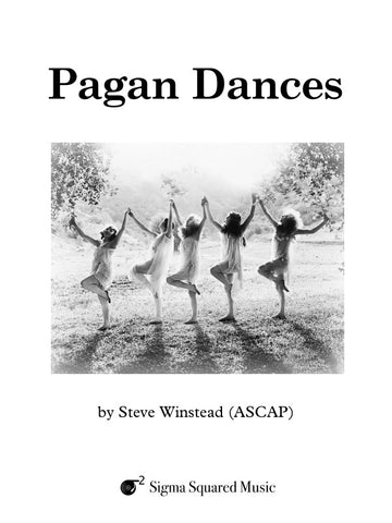 Pagan Dances for Clarinet Quartet/Choir