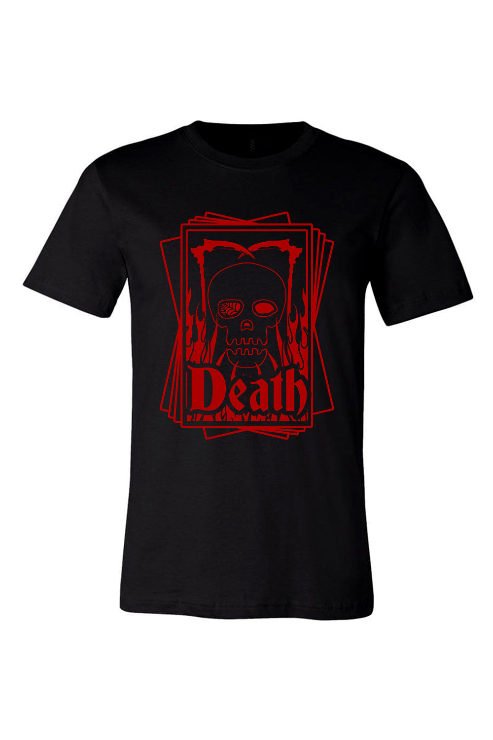 Death Tarot (Limited Edition Red)