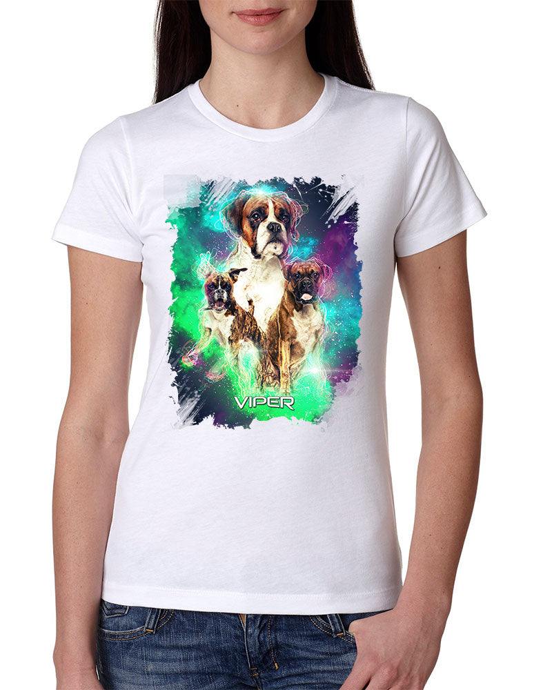 Boxer - Starlight Series - Shirt - Design 28