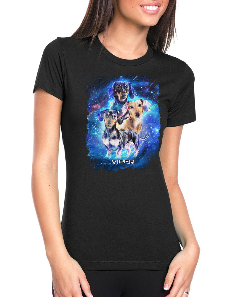 Dachshund - Starlight Series - Shirt - Design 29
