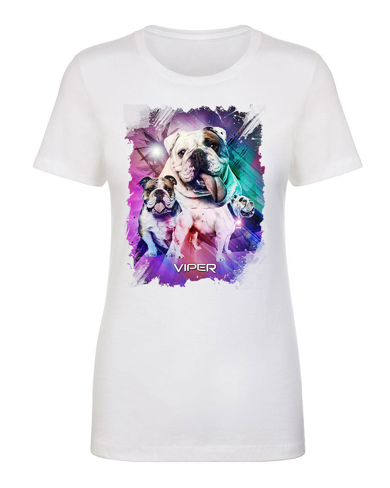 English Bulldog - Starlight Series - Shirt - Design 30