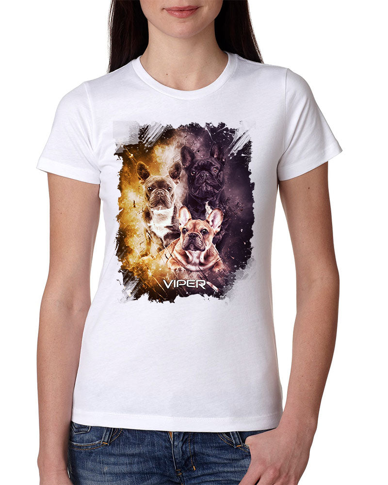 French Bulldog - Starlight Series - Shirt - Design 31