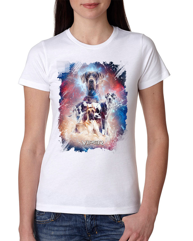 Great Dane - Starlight Series - Shirt - Design 34