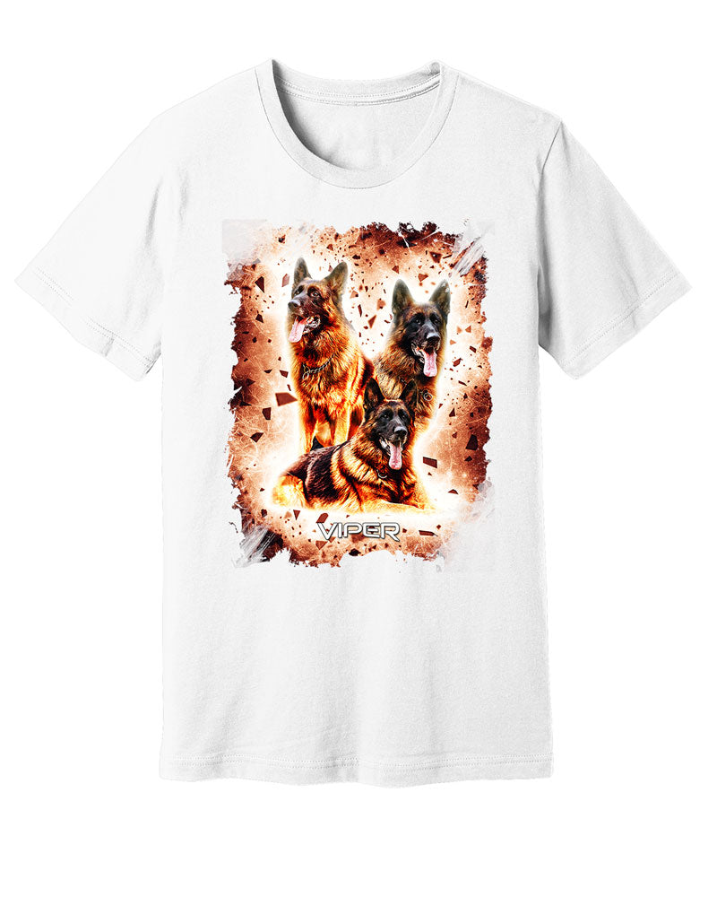 GSD - Embers - Shirt - Design 37