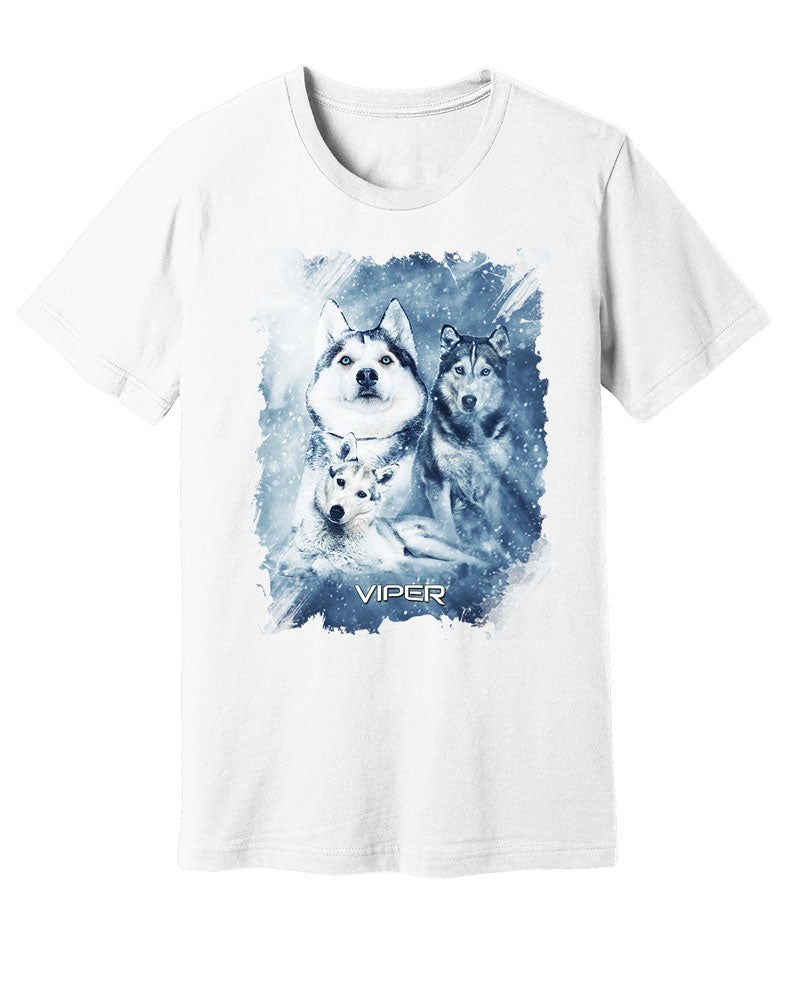 Siberian Husky - Starlight Series - Shirt - Design 38