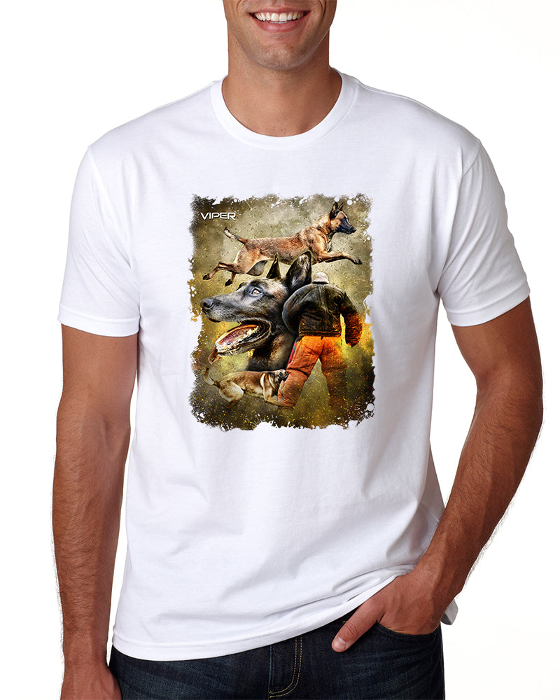 Ringsport - Malinois - Shirt - Design 46