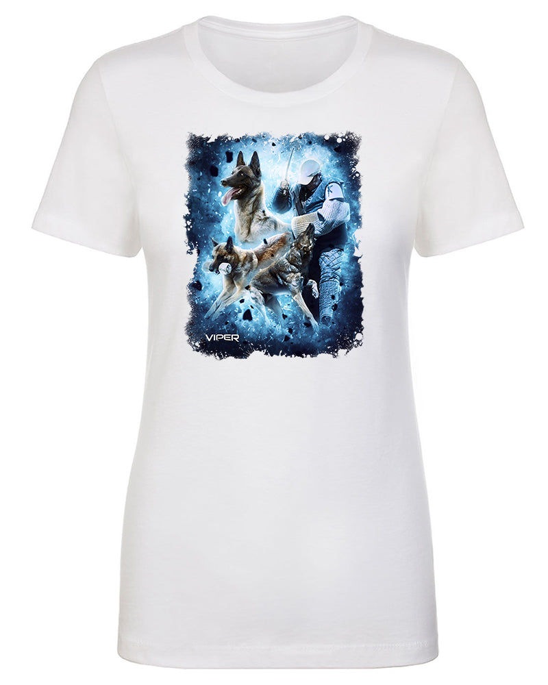 IPO - Malinois Blue - Shirt - Design 49