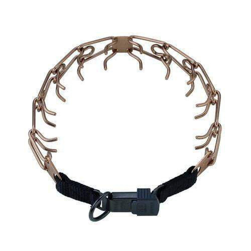 Herm Sprenger - ULTRA-PLUS Training Collar with Center-Plate and ClicLock - Curogan