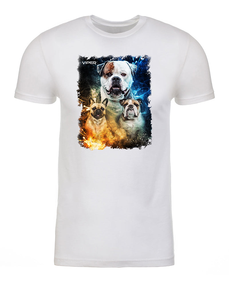 Bully - Blue & Orange - Shirt - Design 56