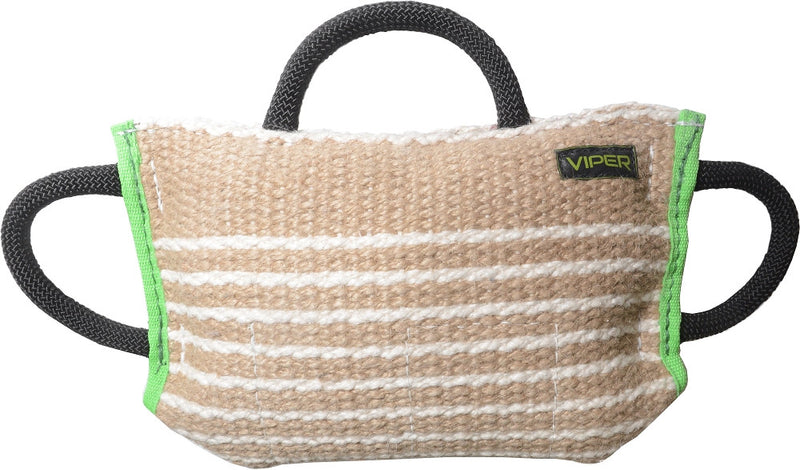 Viper Jute Bite Pillow
