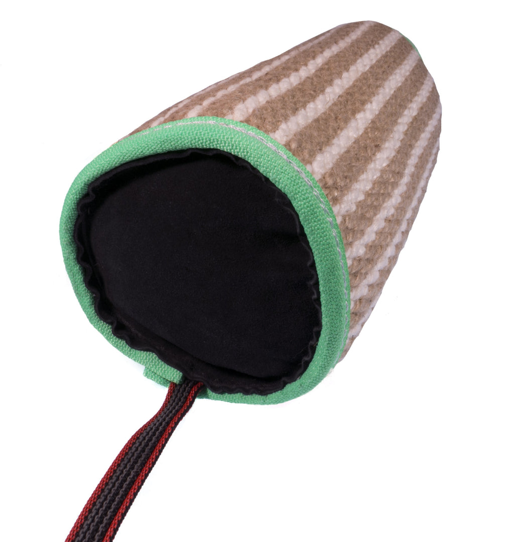 Viper Jute Cylinder Shape Soft Bite Roll