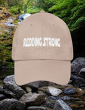 Redding Strong Dad Hat