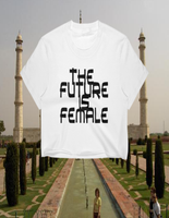 "Imperialtop - ""The Future Is Female"" Women's Crop Top"