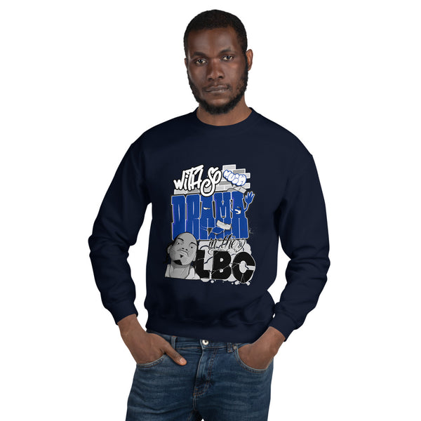 "Pound Coach ""Snoop Dogg Drama"" Unisex Sweatshirt"