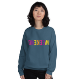 """weekend"" Unisex Sweatshirt"
