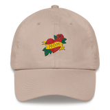 "alan evergreen ""mom"" hattoo dad hat"