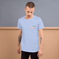 "alan evergreen ""ok cool"" Short-Sleeve Unisex T-Shirt"