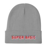 "Imperialtop ""Super Basic"" Knit Beanie"