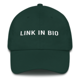 "alan evergreen ""link in bio"" Dad hat"