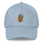 "alan evergreen ""biggie chkrd"" dad hat"