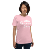 "Pound Coach "" Queen Size"" Short-Sleeve Unisex T-Shirt"