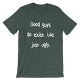 "alan evergreen ""Ggde"" Short-Sleeve Unisex T-Shirt"