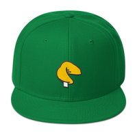 "alan evergreen ""fortune cookie"" Snapback Hat"