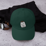 "alan evergreen ""feelings"" dad hat"
