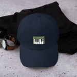 "alan evergreen ""controlla"" dad hat"