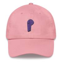 "pound coach ""whistle march"" dad hat"
