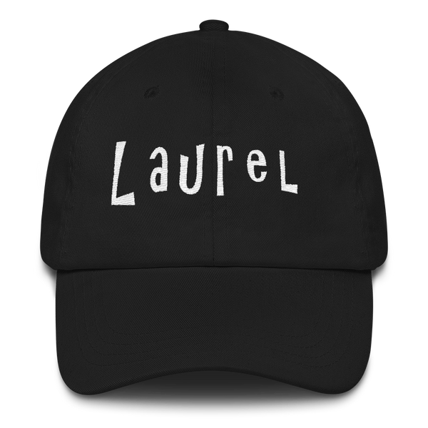"Alan Evergreen - ""Laurel"" Dad Hat"