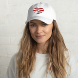 "Michy Amess ""sundial"" dad hat"