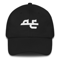 "Alan Evergreen ""ae logo alhambra"" Dad Hat"